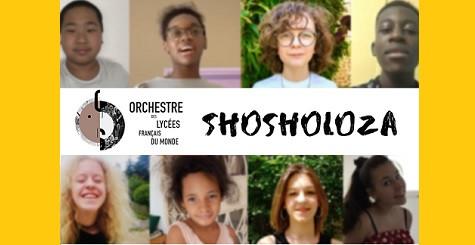 """Fêtez la musique avec le chœur de l'Orchestre des lycées français du monde qui chante """"Shosholoza"""""""