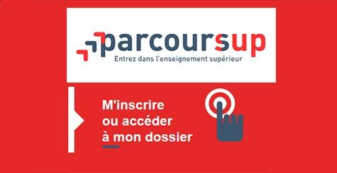 Motivation des vœux sur ParcourSup, la plateforme d'admission dans l'enseignement supérieur