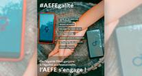 Participation aux concours d'affiches #AEFEgalité