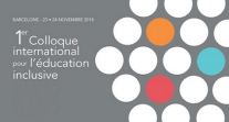 Colloque international pour l'école inclusive au Lycée français de Barcelone