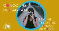 """Participez au concours photographique """"Regards sur mon lycée français"""" sur Instagram"""