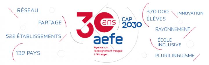 Aefe 30 Ans De L Aefe Cap 2030