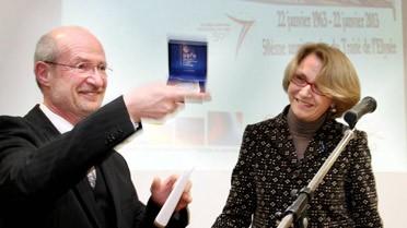 Honneur à Hans Bächle