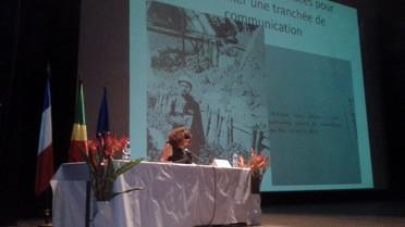 L'historienne Annette Becker