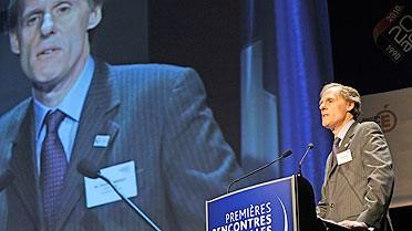 Christian Masset, directeur général de la Mondialisation