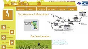 Site du syndicat d'initiative de Marcoussis