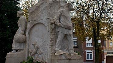 Monument aux morts de Lens