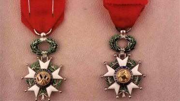 Insigne de chevalier de la Légion d'honneur