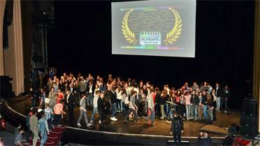 Les lauréats des claps de bronze