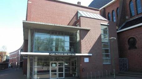 Le lycée français Vincent-Van-Gogh à La Haye