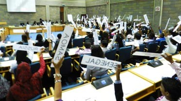 Procédure de vote des délégués