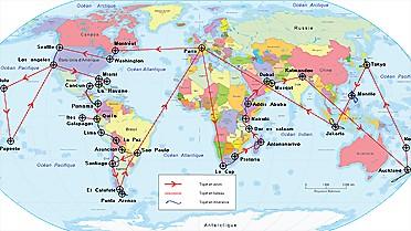 tour de france 2017 itineraire