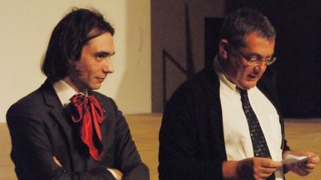 Cédric Villani et le proviseur