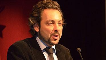 Le scénariste Xavier Dorisson, président du jury du concours i
