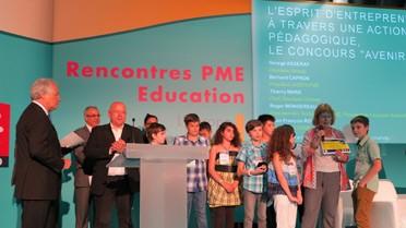 Aefe concours avenir europe m tiers 2013 un 2e prix for Cuisinier onisep