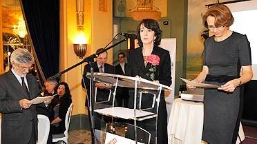 Remise des prix Paroles de presse 2010