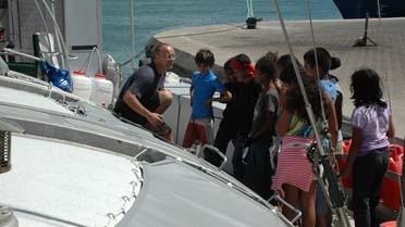 L'expédition Tara Oceans : une dimension éducative