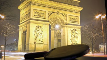 Ping-pong à Paris...