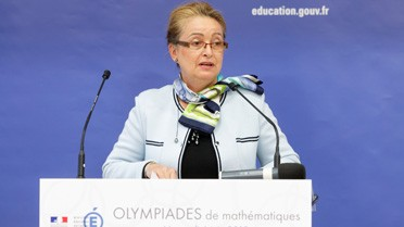 Thérèse Bontemps, IA-IPR de mathématiques à l'AEFE