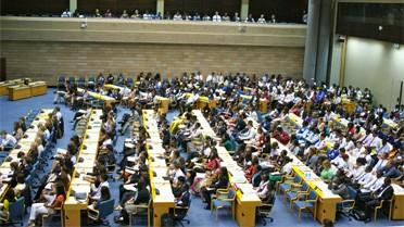 L'assemblée à Nairobi