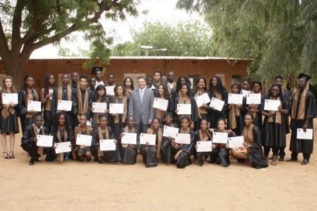 Lycée Jean-de-La-Fontaine de Niamey