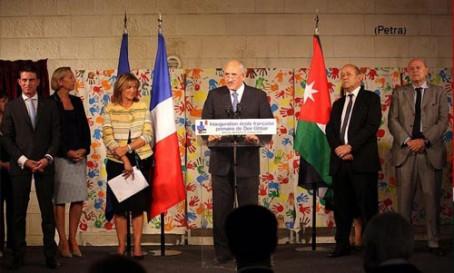 Discours du vice-Premier ministre jordanien