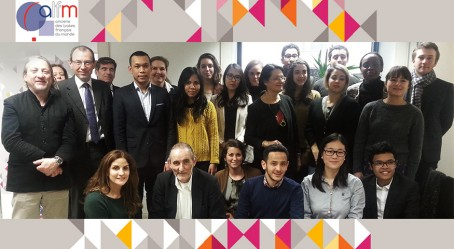 Le CA 2016 réuni pour élire les dirigeants de l'ALFM