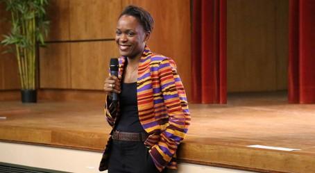 Dominique Tchimbakala, présidente à partir du 6 octobre 2018