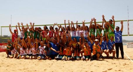 Photo de groupe à Oualidia
