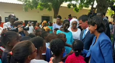 À la rencontre des élèves de l'école Dial Diop