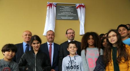 Inauguration à La Marsa