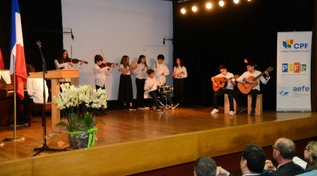 Intermède musical à Beyrouth