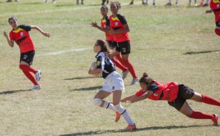 Le rugby féminin à l'honneur