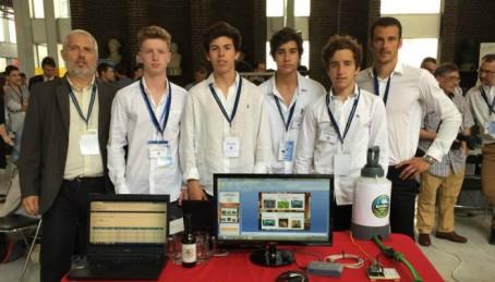 Sciences de l'ingénieur : l'équipe madrilène