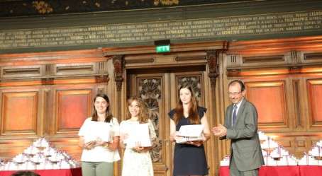 Prix remis par le directeur de l'AEFE