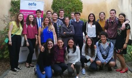 À Poitiers sur le campus de Sciences Po