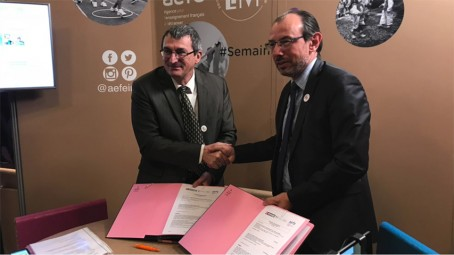 Renouvellement du partenariat avec l'ONISEP