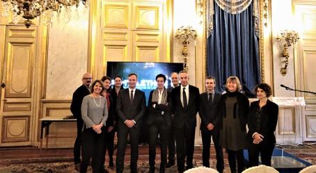 Les partenaires au Qaui d'Orsay