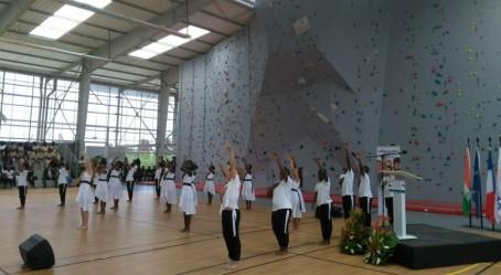 Spectacle de danse à Abidjan