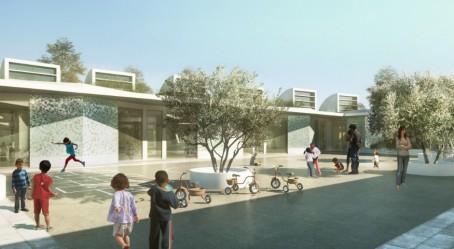 Le futur groupe scolaire unifié de Sousse