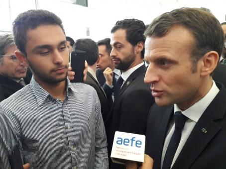 Au micro des jeunes reporters de Tunis