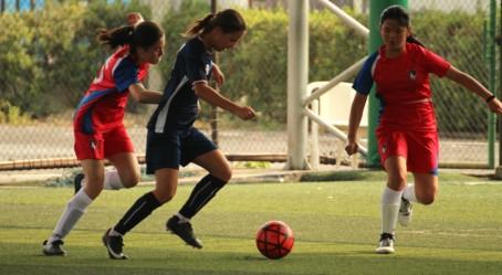 Foot féminin à l'honneur