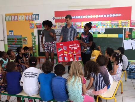Échanges intergénérationnels au Vanuatu