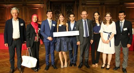 Les lauréats du réseau