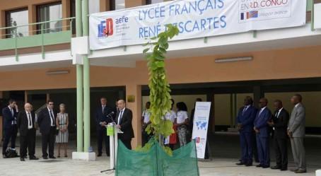 Cérémonie à Kinshasa