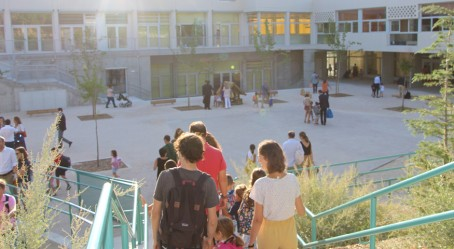 Madrid : premier pas dans le monde scolaire
