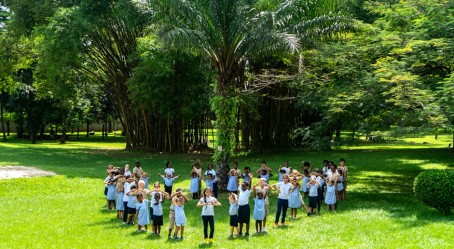 Prix du public pour le lycée français Blaise-Pascal d'Abidjan, Côte d'Ivoire