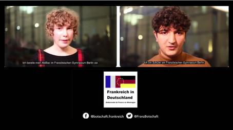 Lycée français de Berlin & ambassade de France en Allemagne