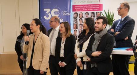 """Membres du """"groupe égalité"""" de l'AEFE"""