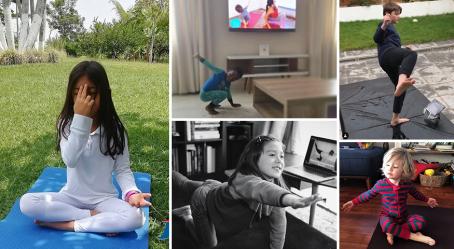 Éducation physique et sportive chez soi